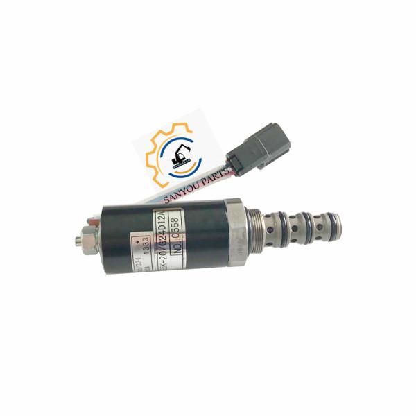 SK200-2 Safety Lock Solenoid Valve KWE5K-20