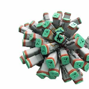 PC200-7 Throttle Motor Plug, PC200-7 Accelerator Plug, PC200-6 Throttle Motor Plug, PC200-6 Accelerator Plug,PC200-7 Accelerator Motor,PC200-7 Solenoid Valve Plug 2 Lines