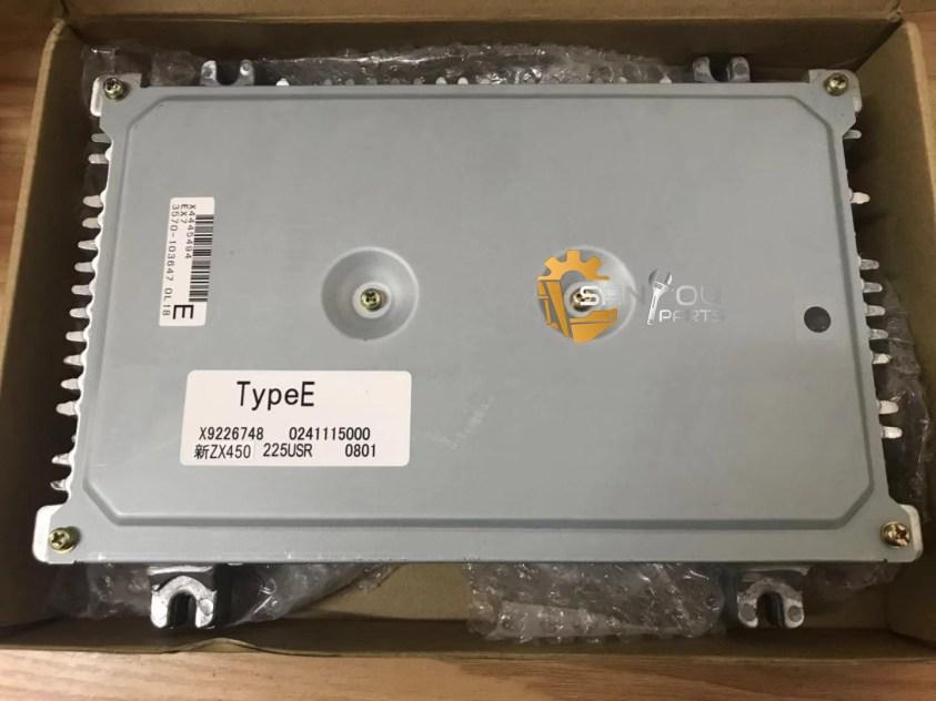 ZAX240-1 Controller For Hitachi ZAX450 controller