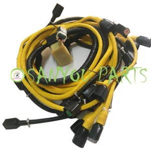 PC400-8 Wiring Harness,PC400-8 Monitor Plug,PC400-8 Engine harness