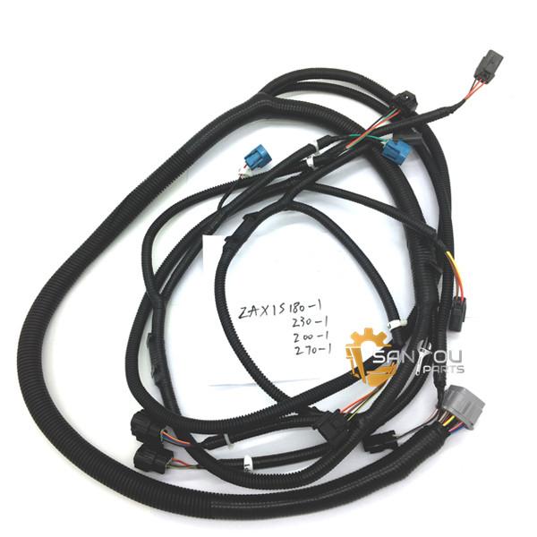 ZX230-1 HYD Pump Harness