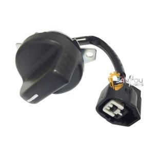 ZE230 Throttle Knob, Throttle Knob 1020500638, Zoomlion Throttle Knob 1020500638