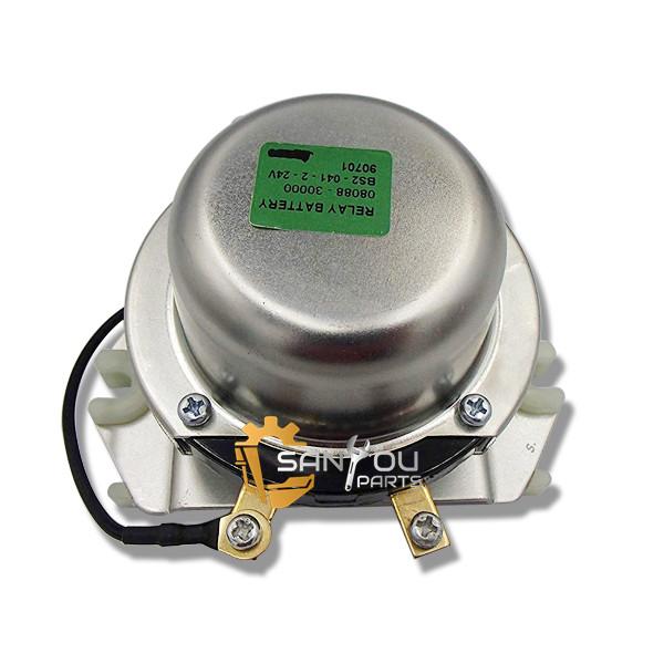 08088-30000 Battery Relay,BR262 Battery Relay,24V Battery Relay
