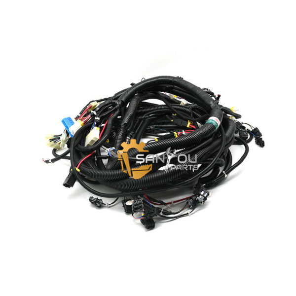 PC200-6 Outer Harness 6D102 For Komatsu Excavator