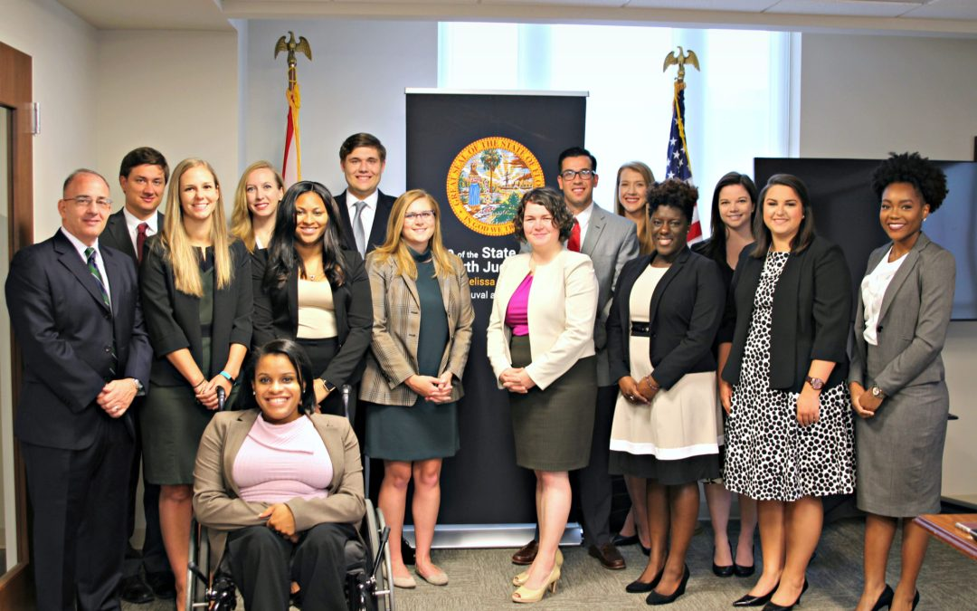 Nelson's First 'Incoming Class' Features 16 Prosecutors