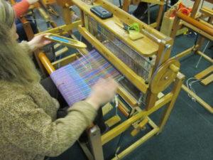 Hollis weaving