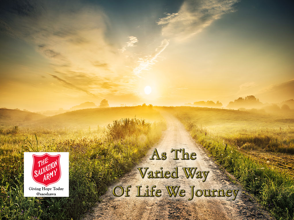 As the Varied Way of Life We Journey