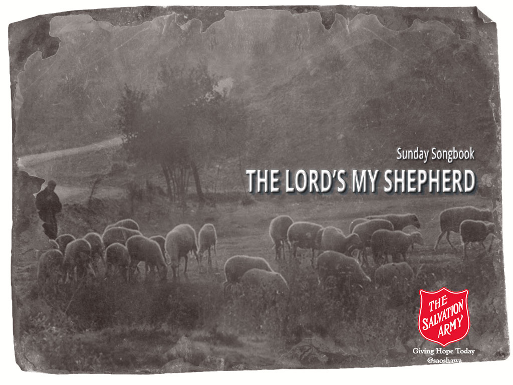 The Lord S My Shepherd