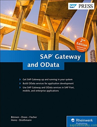 SAP Gateway and OData (2nd Edition) (SAP PRESS) - SAP Basis Easy