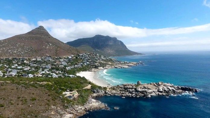 away south africa