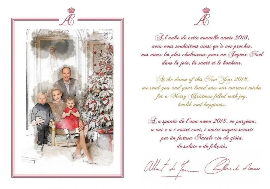 Christmas In Monaco With Princess Charlene And Royal