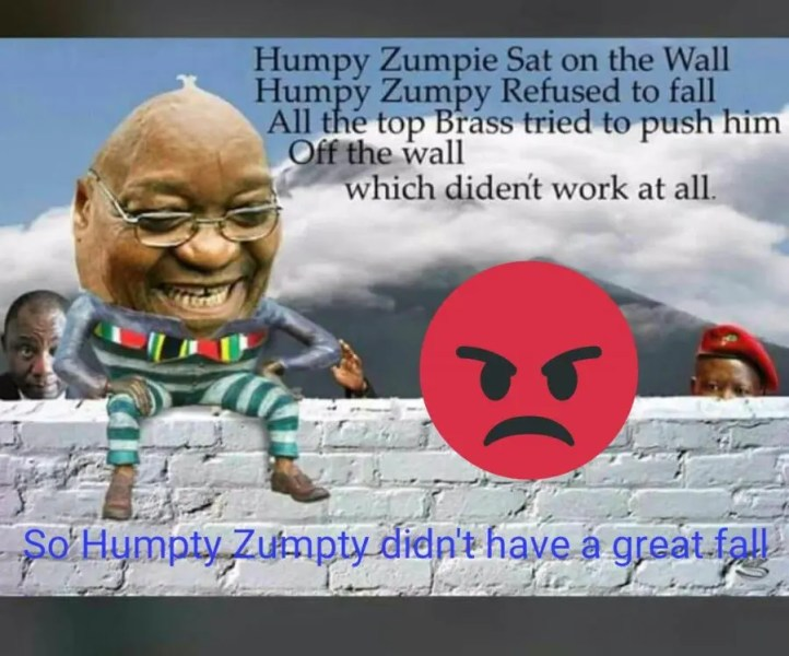 Jacob Zuma Resignation Jokes and Memes   SAPeople   Your Worldwide     Followed by those jokes that came after Jacob Zuma resigned as President of  South Africa  the latest jokes are being posted at the bottom of the page  as