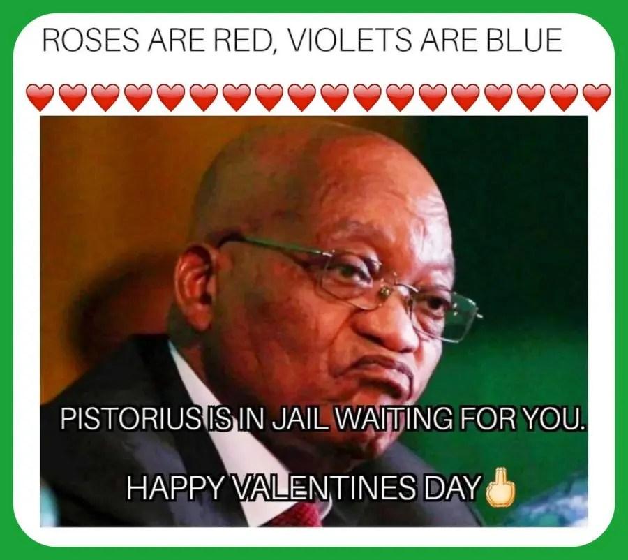 Jacob Zuma Resignation Jokes And Memes SAPeople Your