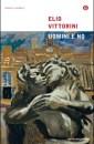 Copertina del libro Uomini e no di Elio Vittorini