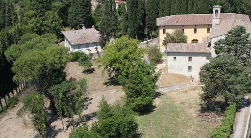La biblioteca di San Matteo degli Armeni a Perugia