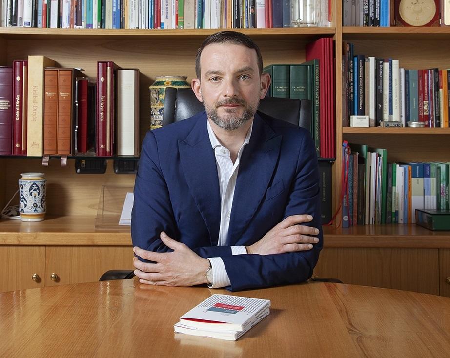 Massimo Mercati, amministratore delegato di Aboca e saggista