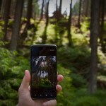 fotografare le natura con il telefono