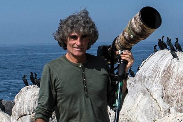 Il fotografo Roberto Isotti