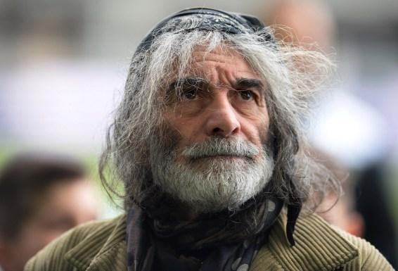 Lo scrittore e amante della montagna Mauro Corona (Foto: Dino Panato/Getty Images)