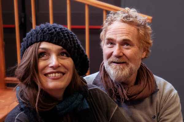 Monica Morini e Bernardino Bonzani sono i protagonisti dello spettacolo