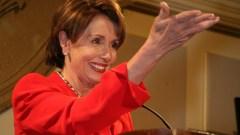 Nancy Pelosi, presidente della Camera dei rappresentanti degli Usa