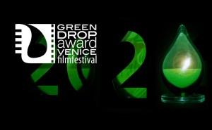 Una locandina del Green Drop Award