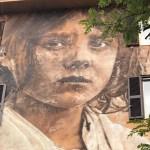 Street art di Tor Marancia