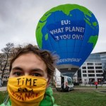 Greenpeace, accordo clima