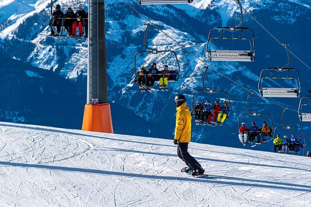 sciare a tutti i costi
