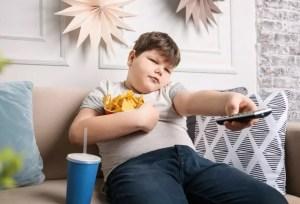bambini sedentari