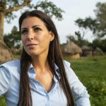 Un fotogramma di Sustainable nation, il film con cui si è aperta la rassegna L'isola del cinema a Roma