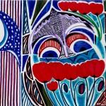 Un disegno di Fabrizio Carbone in memoria di Mimi Fariña