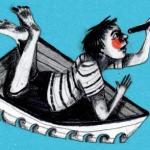 Un paese bambino, illustrazione
