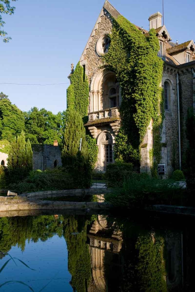 Abbaye Des Vaux De Cernay Chambre Et Diner Partir De