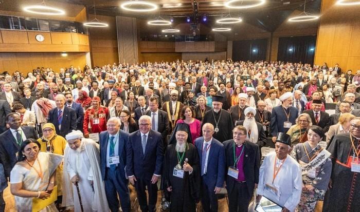 La 10e Assemblée mondiale de Religions pour la Paix s'est tenue à Lindau, en Allemagne, du 20 au 23 août. © Christian Thiel/Religions for Peace
