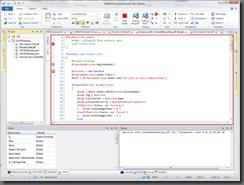Breakpoints in Module Project Files