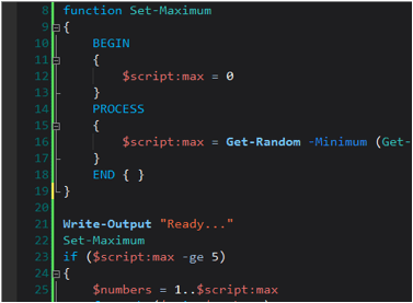 You can't see the function breakpoint -- there's no big red dot in your script -- but it's effective.
