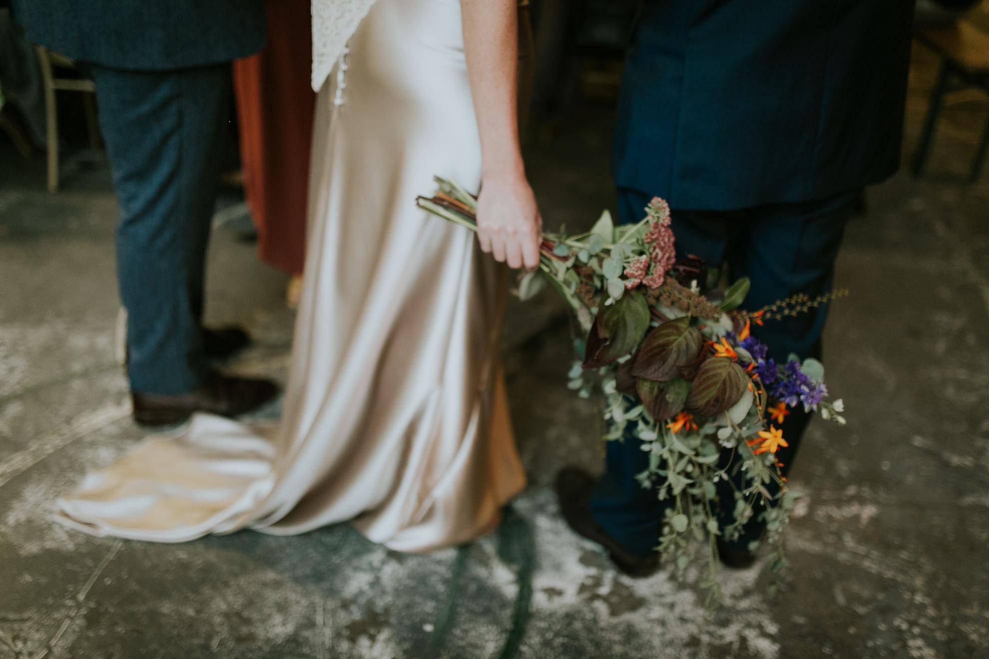 Trafalgar Warehouse - Sapna Odlin Wedding Photography
