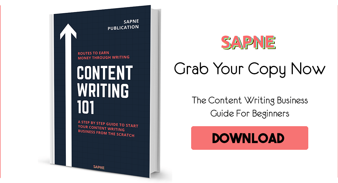 Content Writing EBook: A Step-By-Step Guide To Kickstart Your Career In Freelance Content Writing