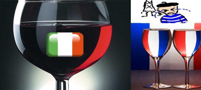 França Admite: ITÁLIA é o Maior Produtor de Vinhos do Mundo