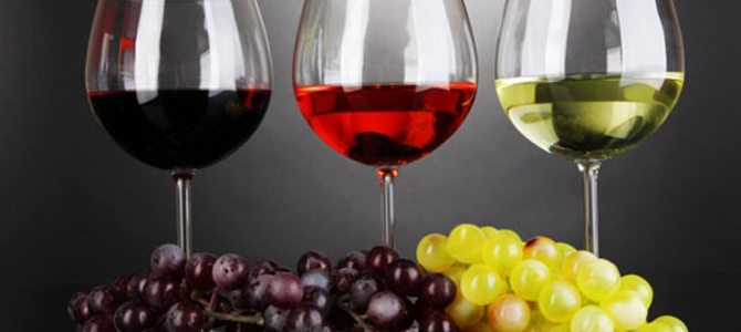 Vinhos Tranquilos
