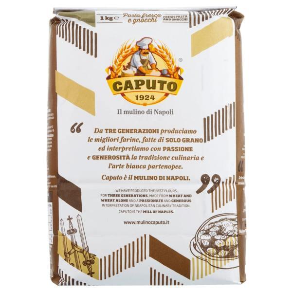 Farina Pasta Fresca e Gnocchi Caputo 1 Kg