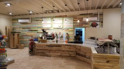 Beach Buzz Coffee shop
