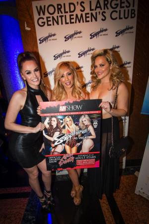 Official AVN 2016 After-Party at Sapphire Las Vegas