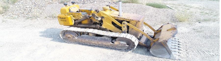 955 Cat Front-end loader