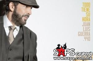 Juan Luis Guerra ofrecerá en Málaga su único concierto en Andalucía
