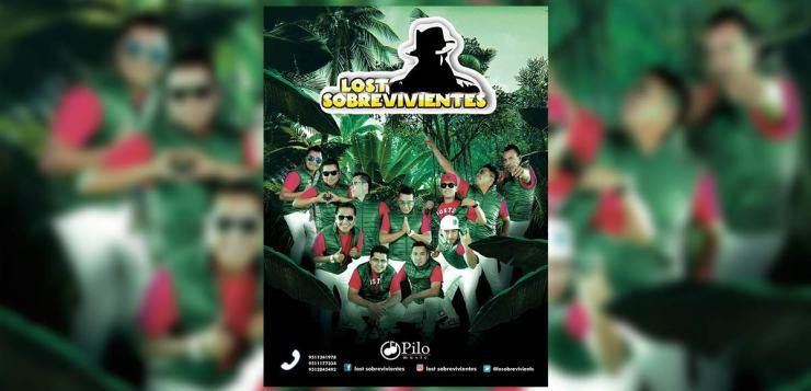 """Lost Sobrevivientes dicen que con """"Mezcal y Tequila"""" la fiesta no termina, ¿será?"""