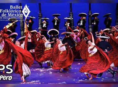 Ballet Folklórico de México, Bogotá