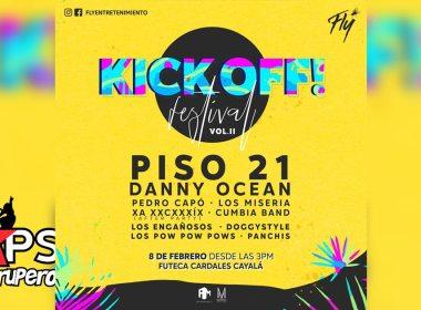 Kick Off Festival, Guatemala