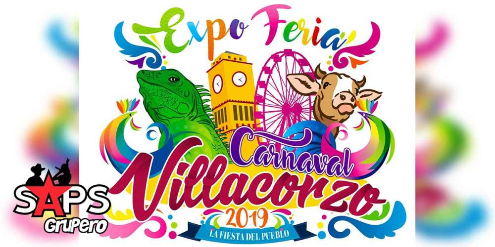 Expo Feria Villa Corzo, Cartelera Oficial